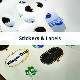 custom stickers and labels Design in Brighton and Hove