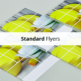 flyer printing and Design in Brighton and Hove