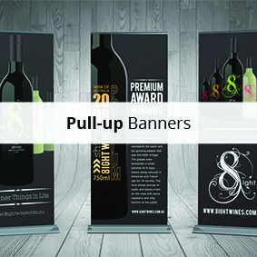 Banner printing Design in Brighton and Hove